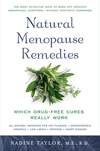 9780451228161: Natural Menopause Remedies: Which Drug-Free Cures Really Work