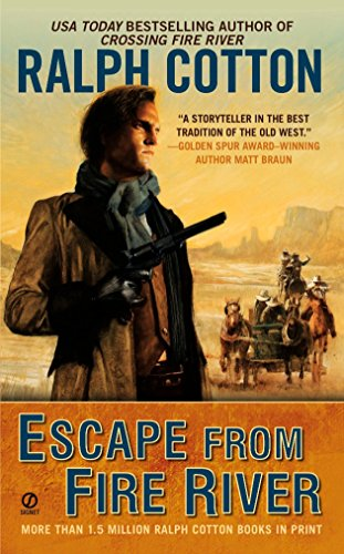 9780451228390: Escape From Fire River