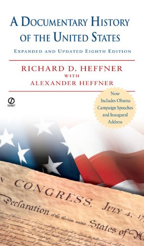 9780451228505: A Documentary History of the United States: Expanded & Updated 8th Edition