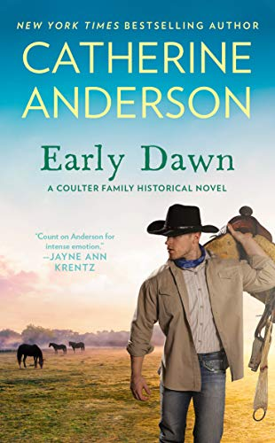 9780451228741: Early Dawn (Coulter Family Historical)
