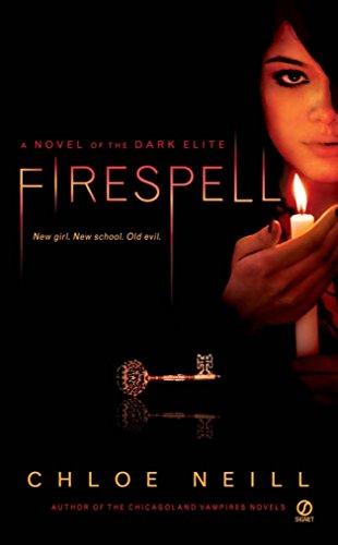 9780451228864: Firespell (Dark Elite)