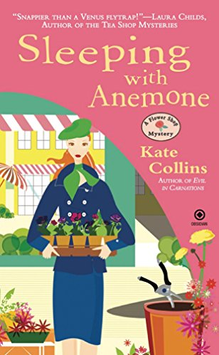 9780451228901: Sleeping with Anemone: A Flower Shop Mystery