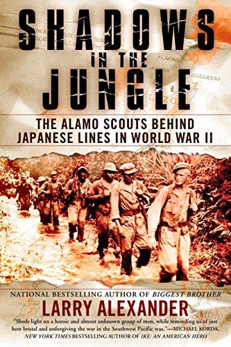 9780451229137: Shadows in the Jungle: The Alamo Scouts Behind Japanese Lines in World War II