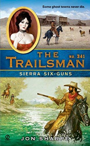 9780451229359: Sierra Six-Guns (Trailsman #341)