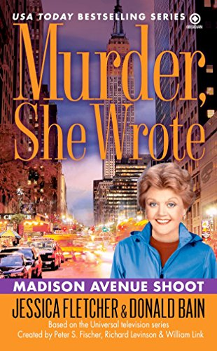 9780451229403: Murder, She Wrote: Madison Ave Shoot (Murder, She Wrote Mysteries)