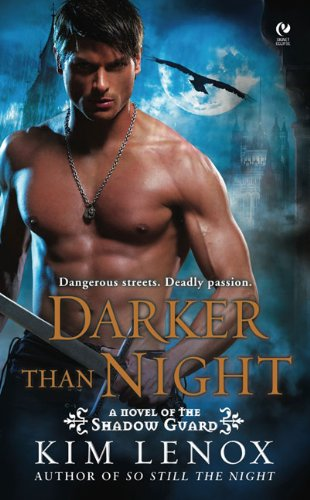 9780451229588: Darker Than Night: A Novel of the Shadow Guard