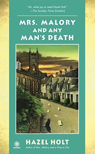 9780451229663: Mrs. Malory and Any Man's Death (Mrs. Malory Mystery)