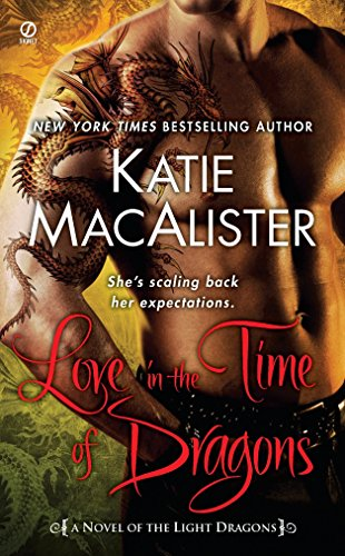 9780451229717: Love in the Time of Dragons (Light Dragons Novels)