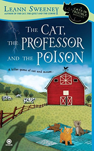 9780451229809: The Cat, the Professor and the Poison: A Cats in Trouble Mystery