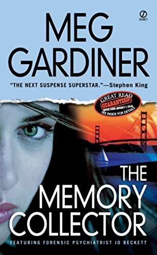 9780451230263: The Memory Collector (Jo Beckett Novels)
