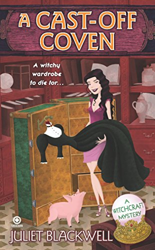 9780451230492: A Cast-Off Coven (Witchcraft Mysteries)