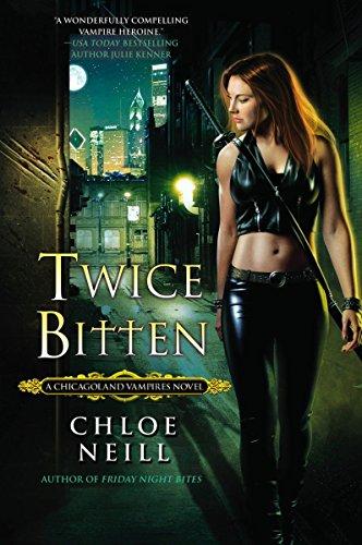 9780451230645: Twice Bitten (Chicagoland Vampires, Book 3)