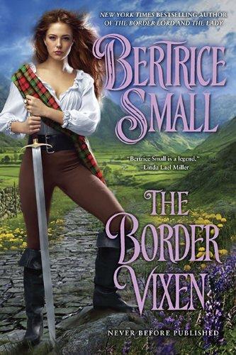 9780451231222: The Border Vixen (Border Chronicles)