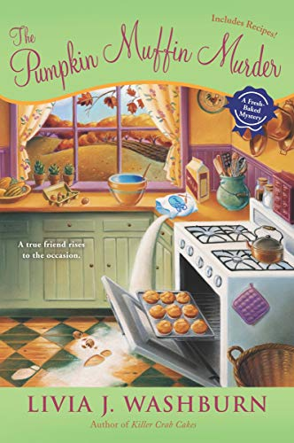 9780451231321: The Pumpkin Muffin Murder: A Fresh-Baked Mystery