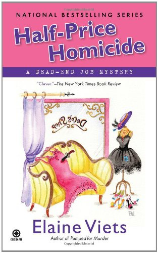 9780451231543: Half-Price Homicide: A Dead-End Job Mystery