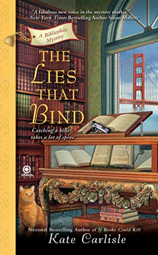 The Lies That Bind: A Bibliophile Mystery: Carlisle, Kate