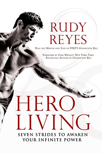 9780451231833: Hero Living: Seven Strides to Awaken Your Infinite Power