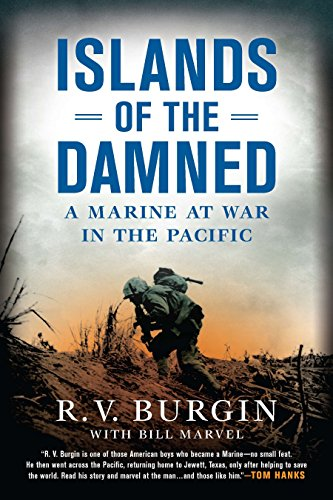 9780451232267: Islands of the Damned: A Marine at War in the Pacific