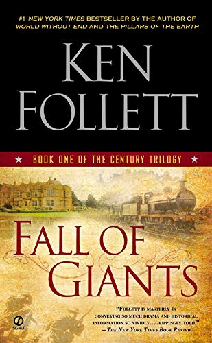 9780451232588: Century 1. Fall of Giants