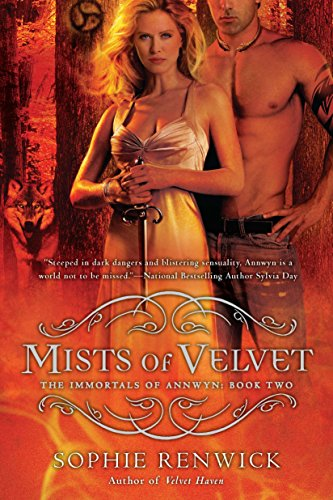 9780451232601: Mists of Velvet: The Immortals of Annwyn: Book Two (Annwyn Chronicles)