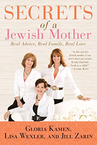 9780451232670: Secrets of a Jewish Mother: Real Advice, Real Family, Real Love