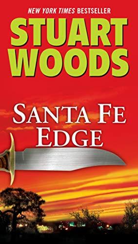 9780451232939: Santa Fe Edge (Ed Eagle Novel)