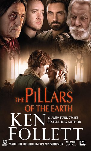 The Pillars Of The Earth, TV Tie-in: Ken Follet