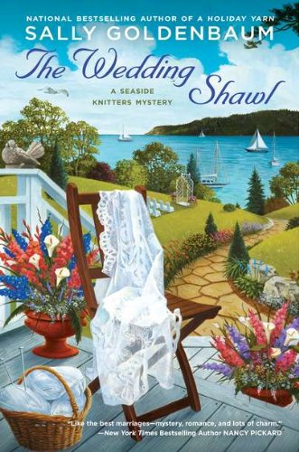9780451233196: The Wedding Shawl: A Seaside Knitters Mystery