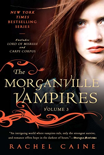 9780451233554: The Morganville Vampires, Vol. 3