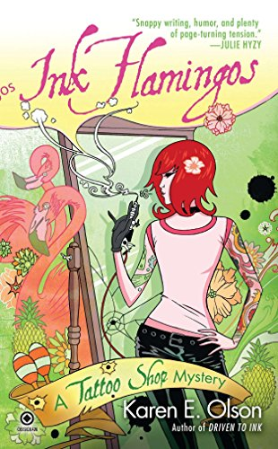 9780451233790: Ink Flamingos: A Tattoo Shop Mystery