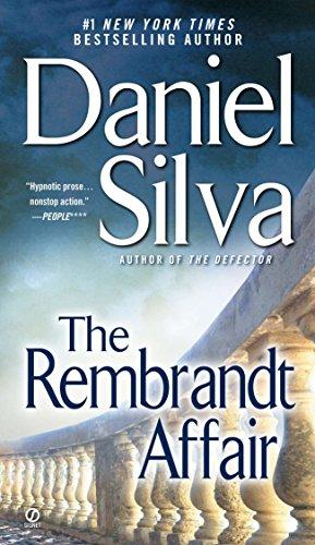 9780451233998: The Rembrandt Affair (Gabriel Allon Novels)