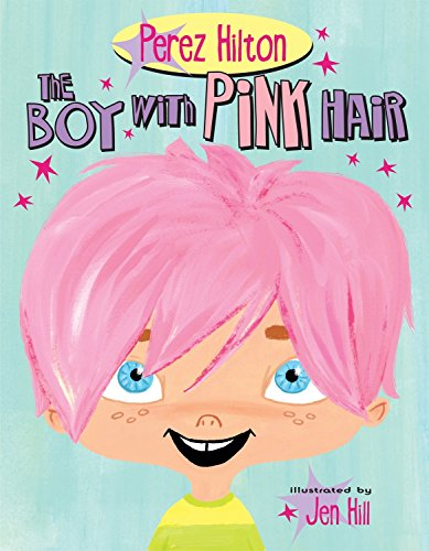 9780451234209: The Boy with Pink Hair