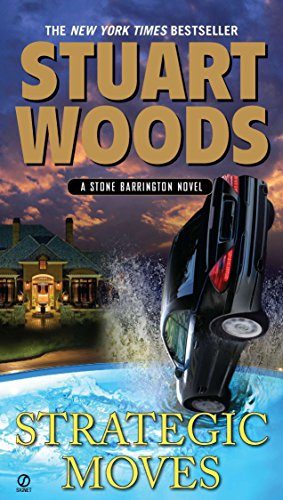 9780451234452: Strategic Moves: A Stone Barrington Novel