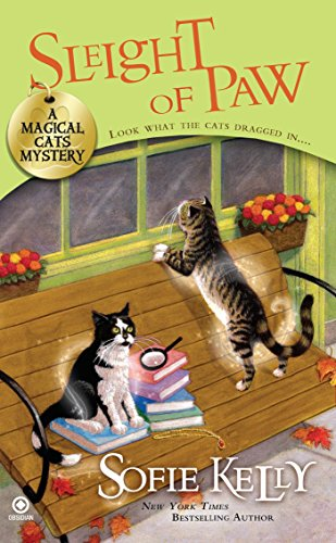 9780451234537: Sleight of Paw (Magical Cats)