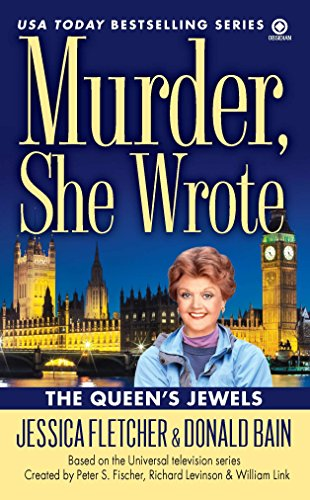 9780451234568: The Queen's Jewels (Murder, She Wrote, Book 34)