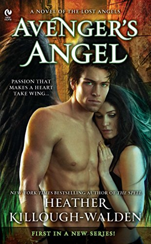 9780451235220: Avenger's Angel: A Novel of the Lost Angels