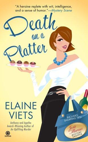 9780451235244: Death on a Platter: Josie Marcus, Mystery Shopper