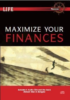 9780451235404: Maximize Your Finances Pack - 4 Audio CD and Book (Richest Man in Babylon) (TL0085A - Includes 4 Audio CDs and 1 Book)