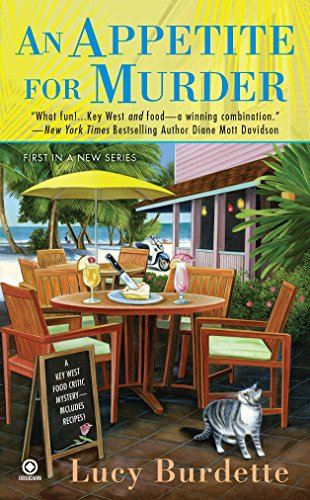 9780451235510: An Appetite for Murder: A Key West Food Critic Mystery