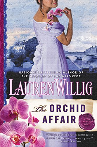 9780451235558: The Orchid Affair (Pink Carnation)