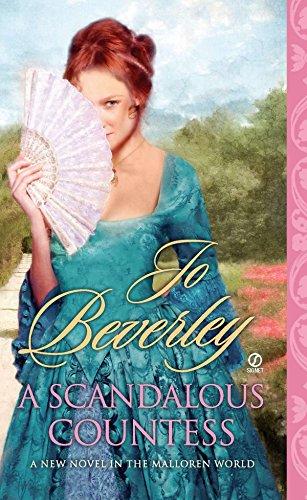 9780451236043: A Scandalous Countess: A Novel of the Malloren World (Novel of the Malloren World, A)