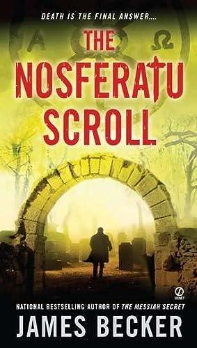 9780451236197: The Nosferatu Scroll (Chris Bronson)