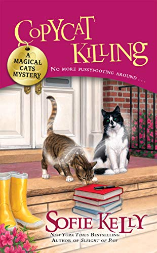 9780451236623: Copycat Killing: A Magical Cats Mystery