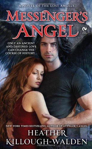 9780451237316: Messenger's Angel: A Novel of the Lost Angels