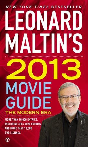 9780451237743: Leonard Maltin's Movie Guide 2013: The Modern Era