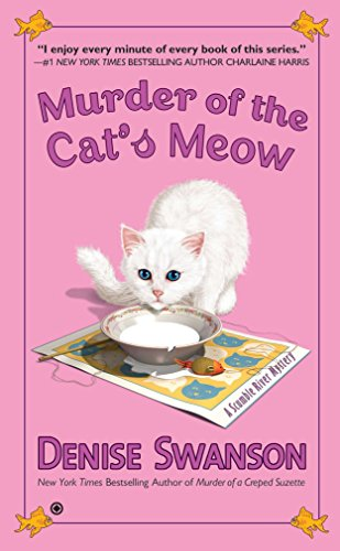 9780451237811: Murder of the Cat's Meow: A Scumble River Mystery