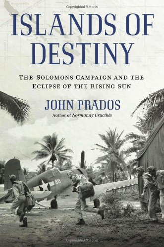 9780451238047: Islands of Destiny: The Solomons Campaign and the Eclipse of the Rising Sun