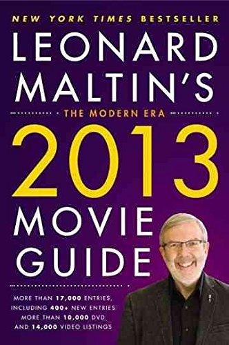 9780451238672: [Leonard Maltin's 2013 Movie Guide: The Modern Era] (By: Leonard Maltin) [published: October, 2012]