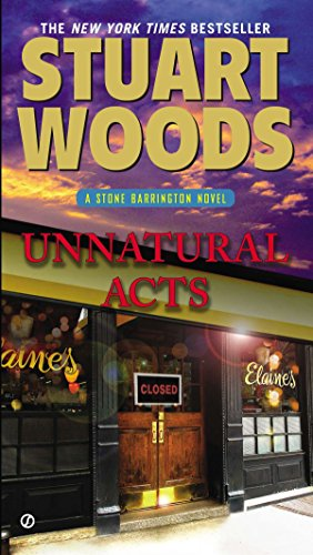 9780451238771: Unnatural Acts: A Stone Barrington Novel