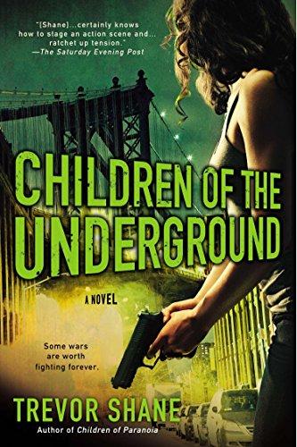 9780451239297: Children of the Underground: The Children of Paranoia Series